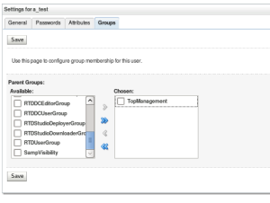 WLSAC - Edit users - add group - 2