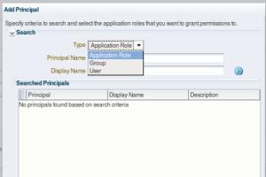 WLSEM - Application Roles - membership options